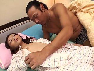 Asian hotties pussy examination