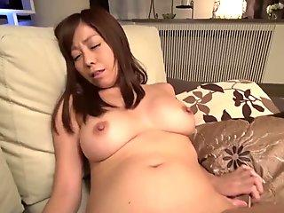 Chihiro Akino blows it hard and then enjoys it inside - More at JavHD.net