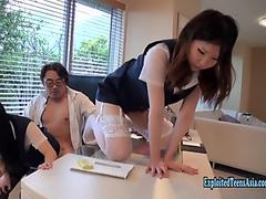 Jav Office Girls Fucks Boss On His Desk Uncensored Action Excellent Amateurs Nice Asses