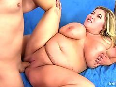 Jeffs Models - Huge Tits Plumper Comp 4