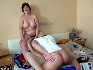 Sweet brunette's orgasm