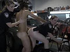 Mexico milf and english first time Chop Shop Owner Gets Shut Down