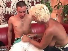 Mouth fucked