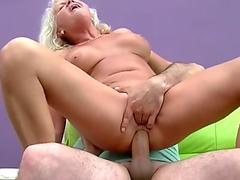 Bondage Fucker 1 - Scene 3