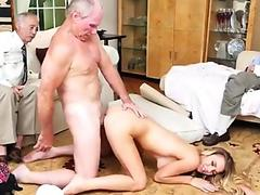 Threesome Xev And Leia Fuck A Fan