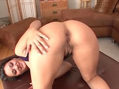 Charley Slammed in Her Vaccum Tight Pussy