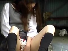 shuger Juvenilebabe teasing and play her sweet wet puss