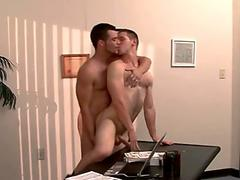 Watch free Hairy blue collar dude jerking guy