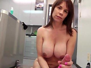 RealityKings - Goddess Bella Rolland Gets Horny For A Big Cock At Work