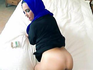 Small Tit Wifey Gets It On With A Black Stud