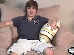 Cute teen jocks masturbation debut