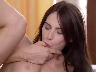 Amateur old guy and mature seduce first time After torrid hugs, he threw her on the bad,