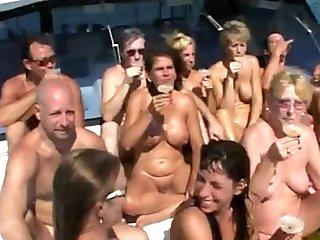 Me And My Friends More Yacht Orgy Part 4