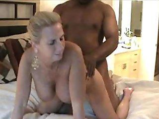 Granny Screwing Her Black Boyfriend