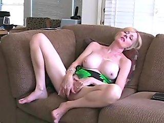 Deepthroat lover goes slow and deep on web cam