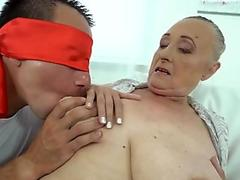 Busty beauty Carly Parker gets fucked and face jizzed