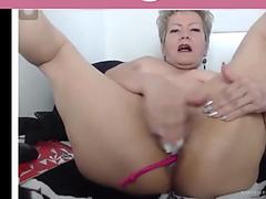 Busty teacher Angelica Sin sips on a white young cock and enjoys it