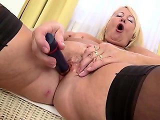 Busty Blonde Brooke Brand Interracially Fucked