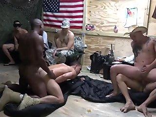 Military amputee gay sex The Troops came ready to party!