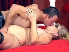 Bareback Felching Cumswap