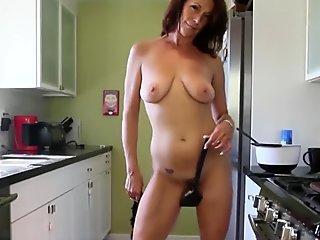Best omegle Video ever made, taste her juice, dildo