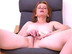 Free Blond slut seducing and sucking Porn Video