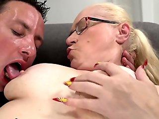 Gorgeous Sofi Gets All Her Holes Filled