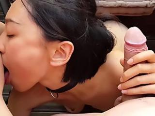 Japan shemale hardcore and cumshot