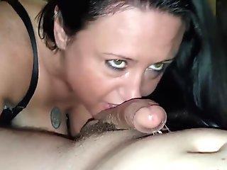 Carmen Mccarthy Loves A Hot Load...