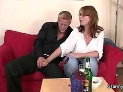 Misti Love Gets Rides White Dick Cowgirl