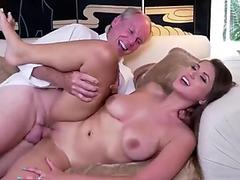 Hot Milf Fucked Delivery Guy - Mercedes Carrera