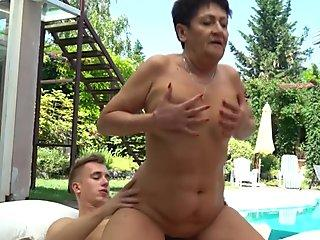 Serena Taylor a filthy hot wife loves hard cock in her tight pussy.