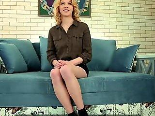 I m slutty Red college girl Lacey with pierced nipples masturbating.mp4