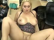 Insatiable Ida Working That Hairy Pussy