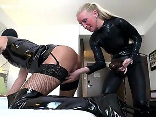 dominatrix monster belt dick pound 2
