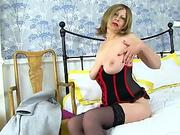 Wife fantastic riding friend with no condom
