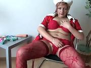 Force hairy cuminmouth Doctor milf