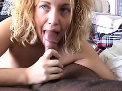 ESTIM Huge Cumshot - Handsfree cumming with electro torture on big cock