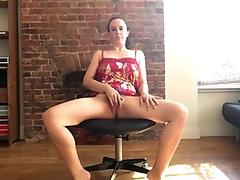 Stepsis and GF fight over big cock Nicole Nash, Candy White