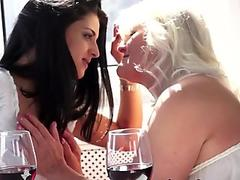 Hot shemale pov and swallow