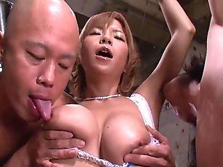 salacious and super-naughty oriental smash