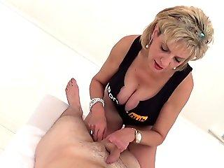 Big Titted Brit Marie POV