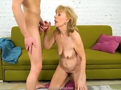 Stepmom Teaching My Girlfriend fucking