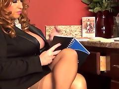 Hannah Leah BIG BOOTY White Girl Nude Twerk