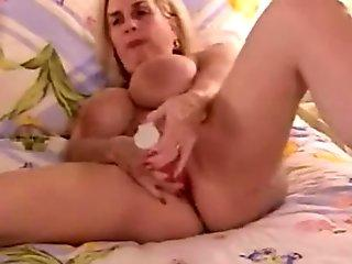 Watch Granny Use Her Vibrator
