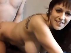 Free amazing huge ruined cunt with XXXXL Dildo