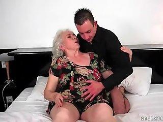 Lusty Grannies Compilation Movie
