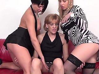 Pov fetish skank throats
