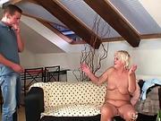 Mistress Harmony Rose Dominates Kade