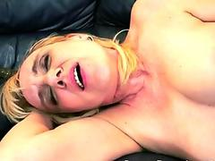 Busty latina Lisa Daniels plays her pussy while having a shower